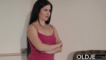 Extreme anal dildo